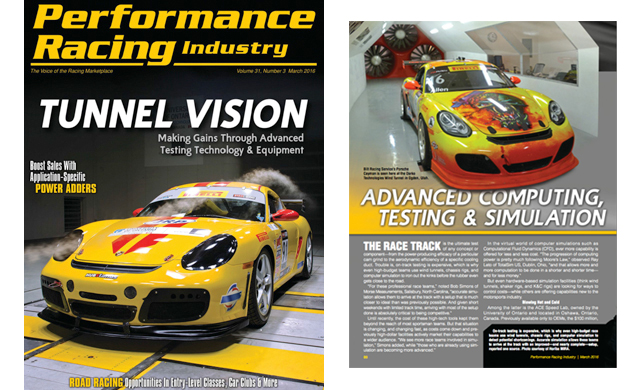 PRI Magazine - March Issue - Feature Article on advanced computing, testing, simulation