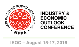 NFPA IEOC logo - National Fluid Power Association - Industry & Economic Outlook Conference