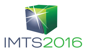 International Manufacturing Technology Show 2016 - logo