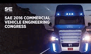 SAE COMVEC logo - 2016 Commercial Vehicle Engineering Congress
