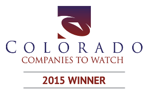 Colorado Companies to Watch - 2015 Award Winner