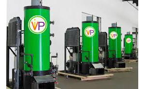 Village Industrial Power steam engine