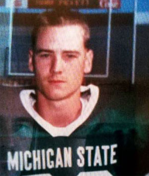 Mark Pickett - Michigan State football