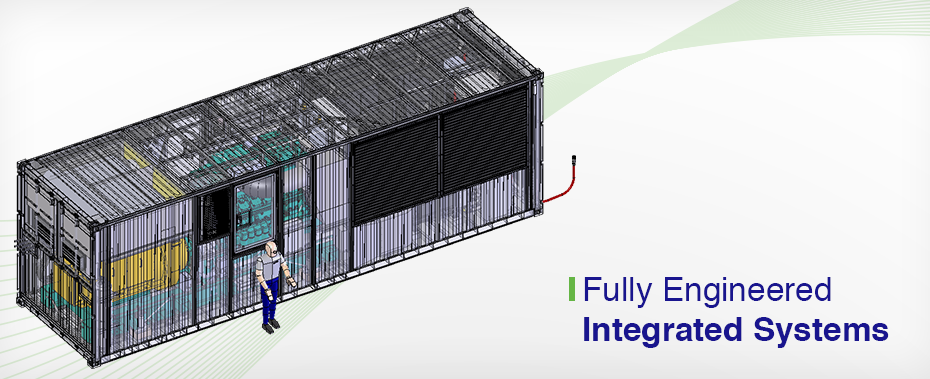 Fully Engineered Integrated Systems